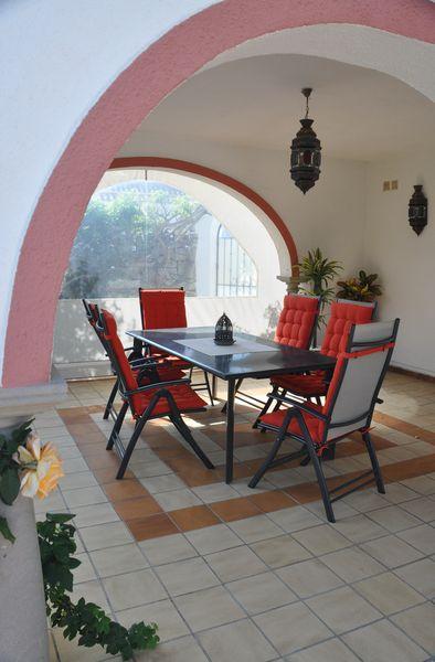 Villa Palmeras Gartenwohnung (11)